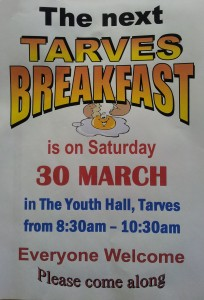 20130330 Tarves Breakfast