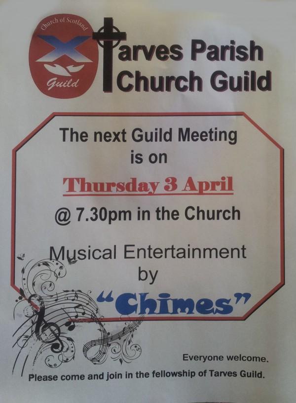 2014-03-March 31 Guild