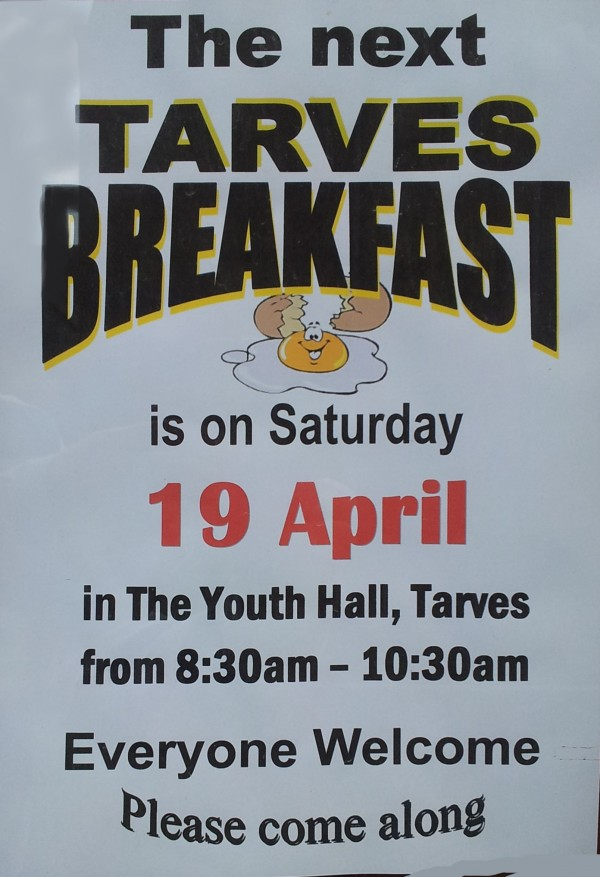 2014-04-12 April TarvesBreakfast