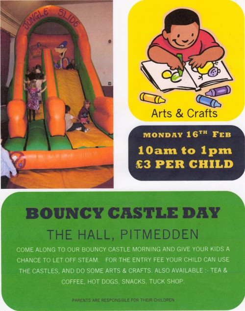 Bouncycastleday