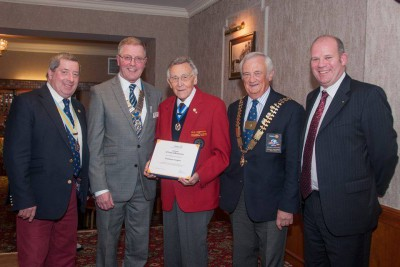 Norman Coper 50th Presentation with DG & AG